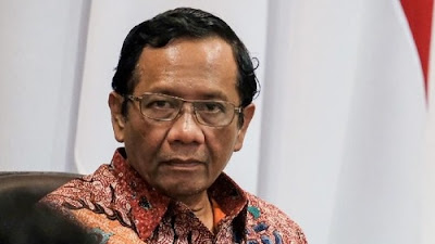 Munarman dkk Deklarasi Front Persatuan Islam, Ini Kata Mahfud Md