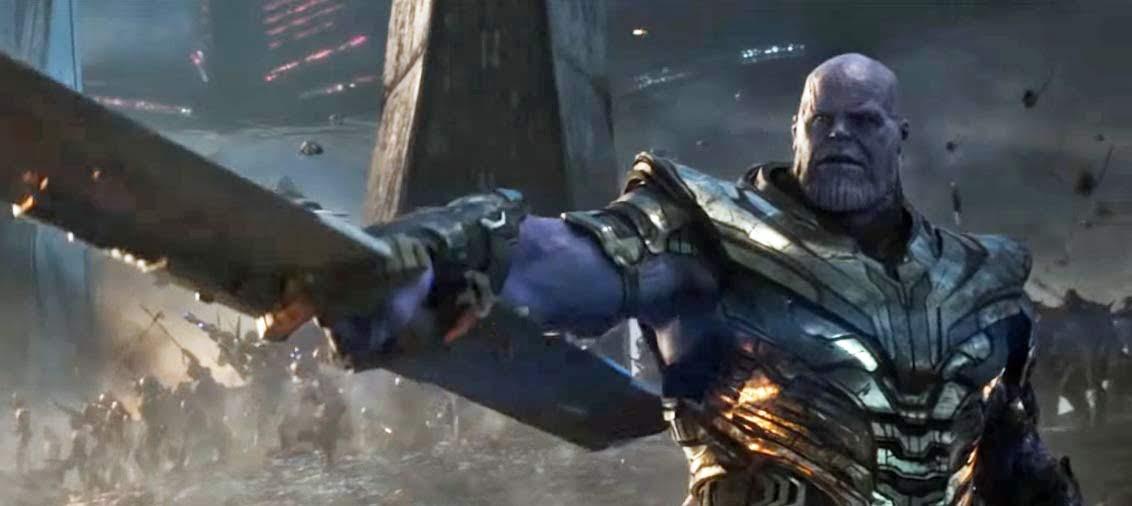 Avengers got a Saviour in the middle of Final battle:「エンドゲーム」の決戦のアベンジャーズのピンチに、あの救世主が現われて、サノスと戦うファンメイドのドリーム・バトル ! !