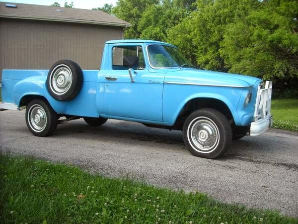 Island Auto Sales >> 1960 Studebaker Champ Pickup   Auto Restorationice