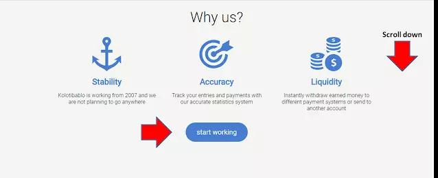 online data entry jobs with kolotibablo : start working on kolotibablo