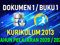 Unduh Dokumen Kurikulum 2013 Sekolah Tahun Pelajaran 2020 - 2021