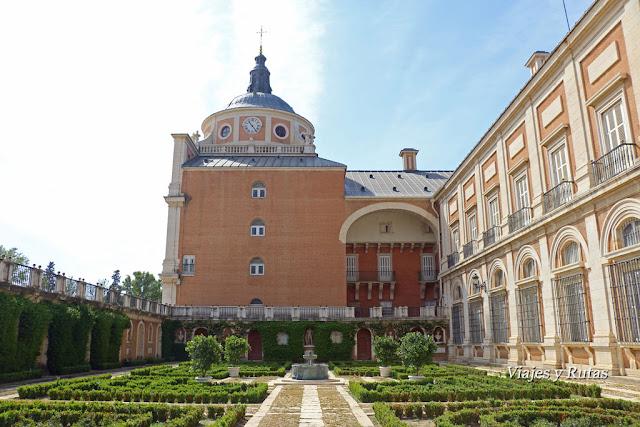 Jardines del Rey, Palacio Real de Aranjuez
