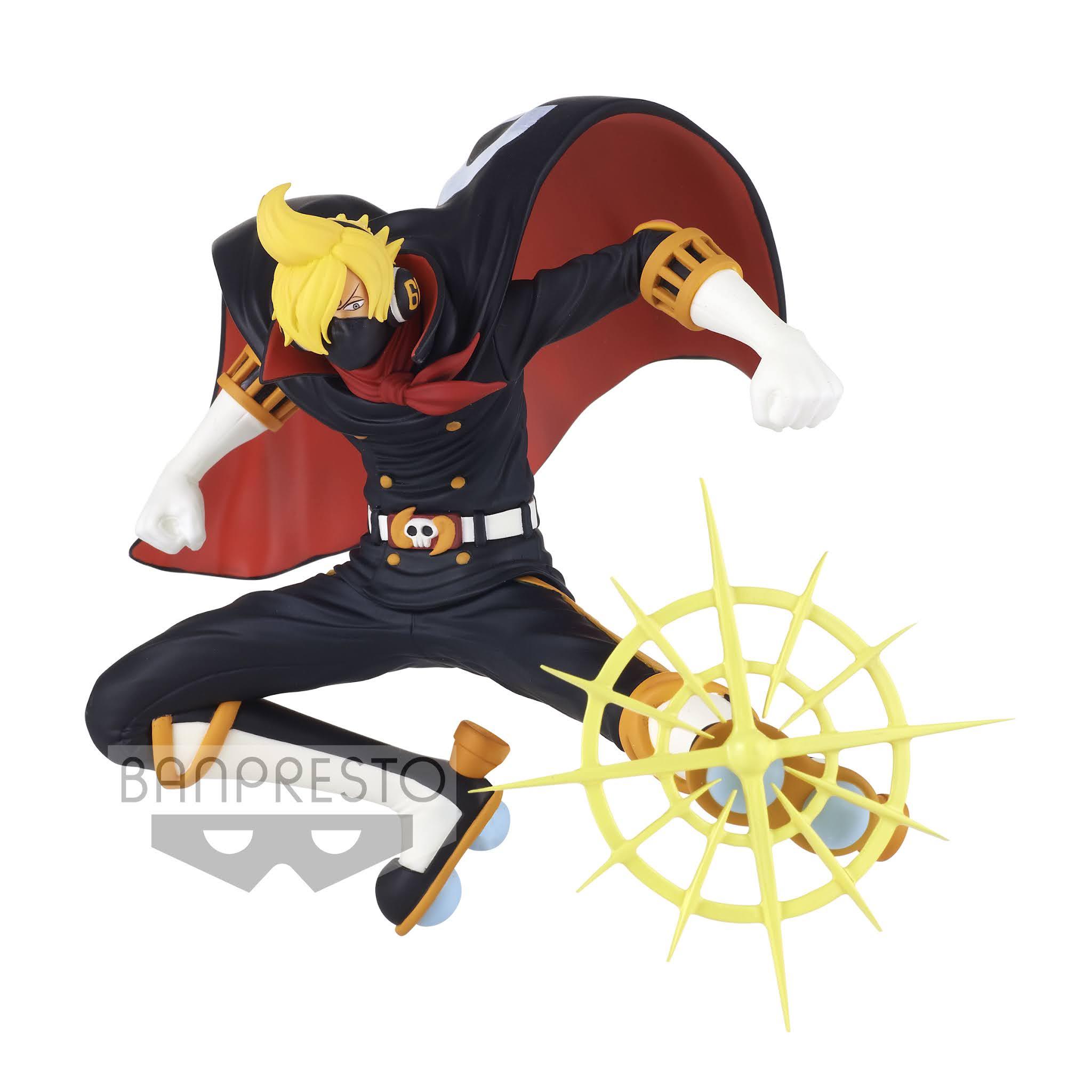 One Piece - Osoba Mask Battle Record Collection (Banpresto)