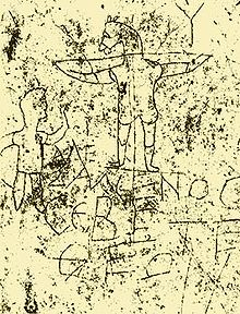 Selva de varia opinión: Grafito de Alexámenos