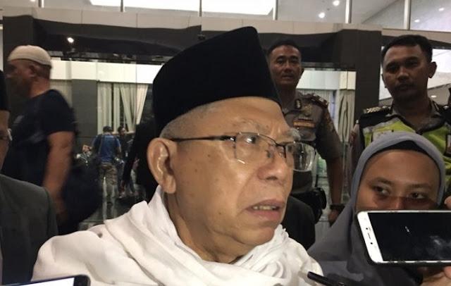 Direktur Median Menilai Daya Tarik Ma'ruf Amin Sudah Pudar