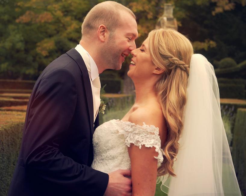 Award winning wedding videographer for Affordable wedding videographer