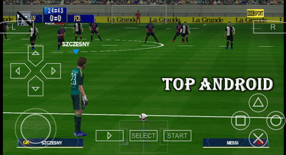 PES 2020 PPSSPP English Version