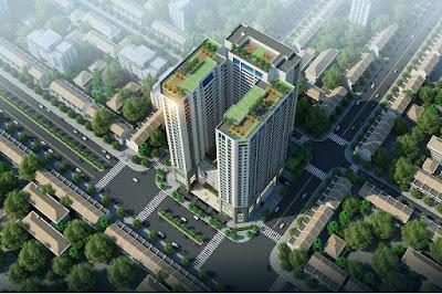 Chung cư Central Field 219 Trung Kính - LH: 0985.605.988