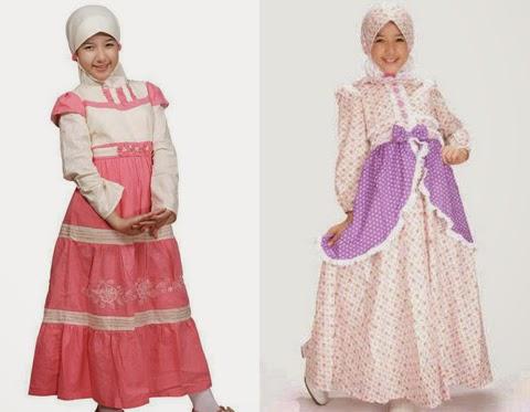 baju muslim anak tanah abang