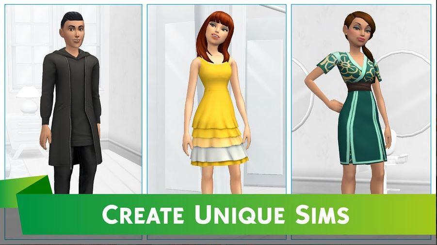 download The Sims Mobile MOD APK 17.0.2.78246 (Unlimited Money, Cash/Simoleons) 2
