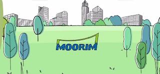 KRX: 009580 무림 P&P 주식 시세 주가 그래프, 단위: %, Moorim P&P stock price chart