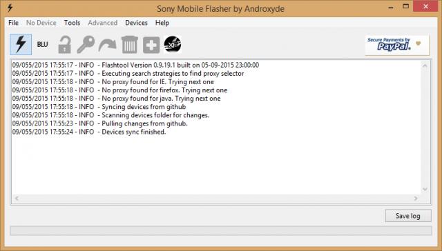 Sony Xperia Flashtool v0 9 19 1 Download | MiraculousGsm