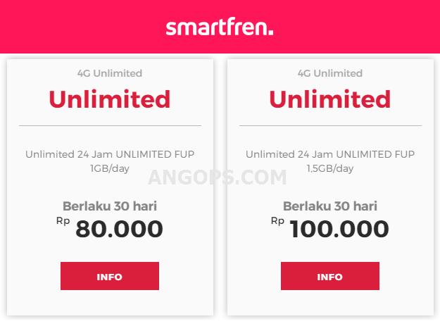 cara cek kuota smartfren unlimited, cek nomor smartfren