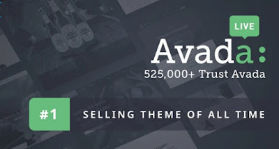 Free Download Theme Avada V6.1 | Responsive Multi-Purpose Theme Nulled