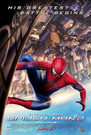 The Amazing Spider-man 2 (2014) Dual Audio Hindi Full Movie Download