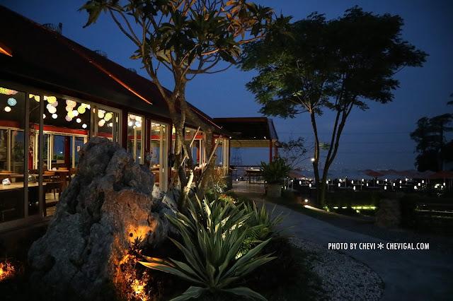 IMG 0716 - 台中龍井│不夜天夜景餐廳*不用出國也能感受南洋風情。特色柴燒窯烤披薩別錯過