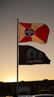 Wichita & MOPAR Flags