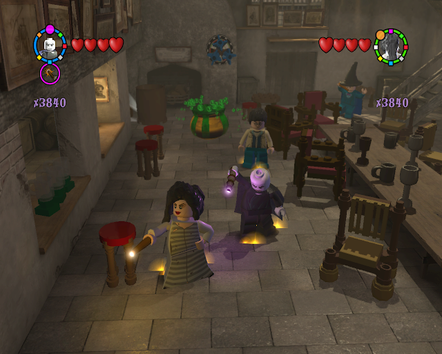 LEGO Harry Potter Years 5-7 PC Full Version Screenshot 1