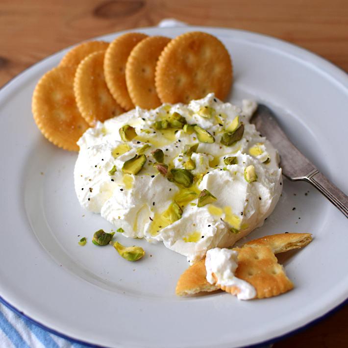 Receta para hacer queso de yogurt