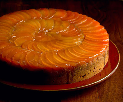 upside down quince cake recipe
