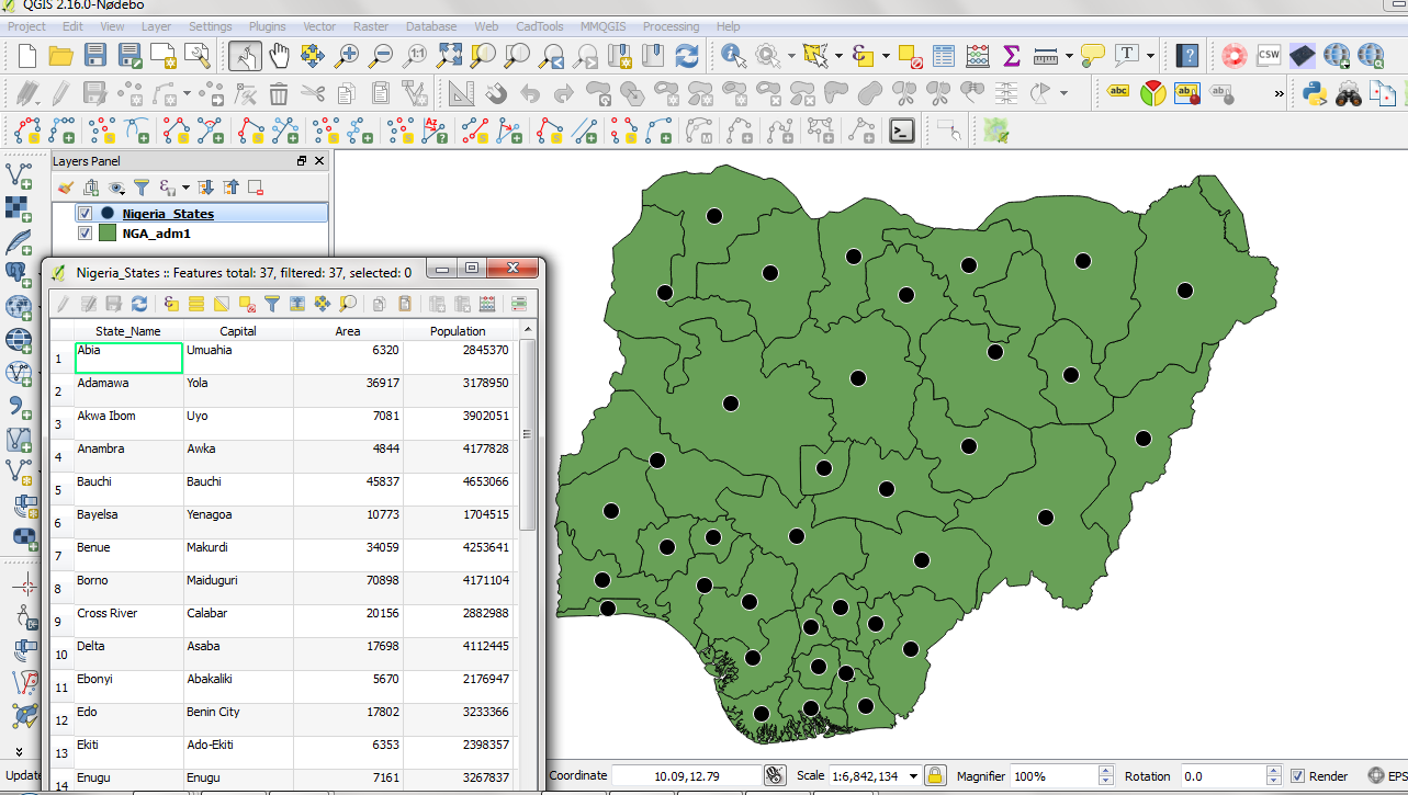 Geospatial Solutions Expert: Export Shapefile Attribute to Text File