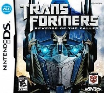 Rom Transformers Revenge of the Fallen Autobots Version NDS