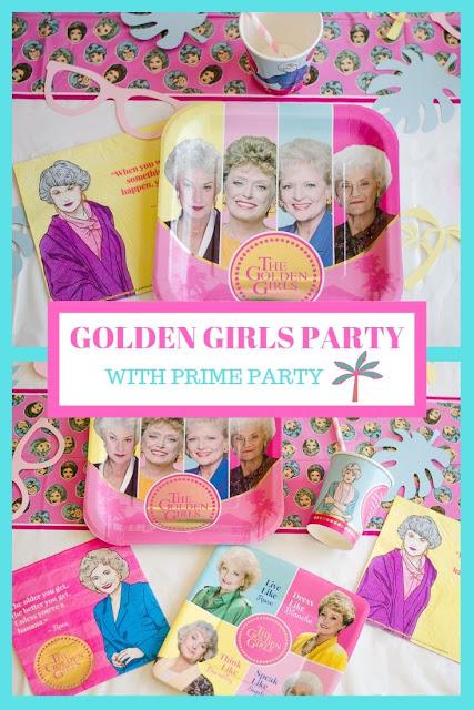 Golden Girls Party