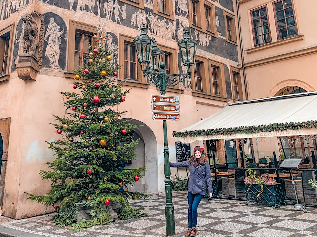 3 days in Prague at Christmas: Old Town Square