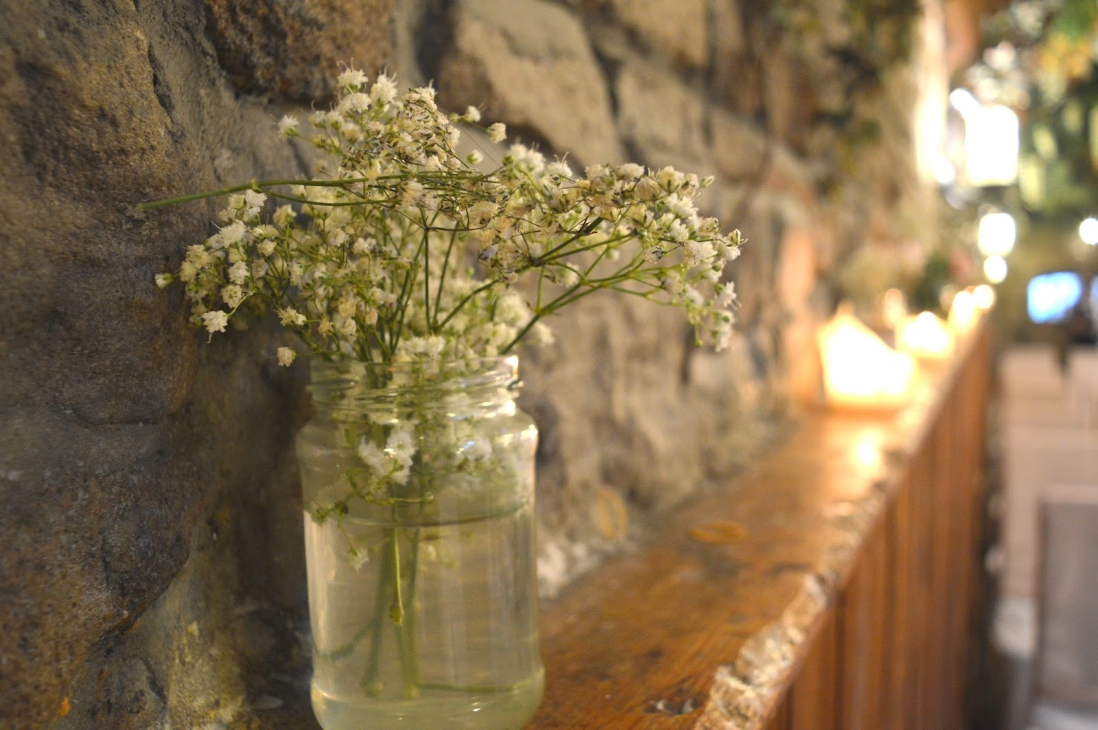 Weddings at the South Causey Inn, County Durham - Tree House Suite - Gypsophila