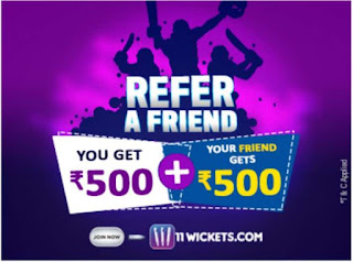 11Wickets Referral Code, 11Wickets Apk Download