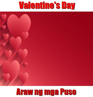 Valentine's Day in Tagalog