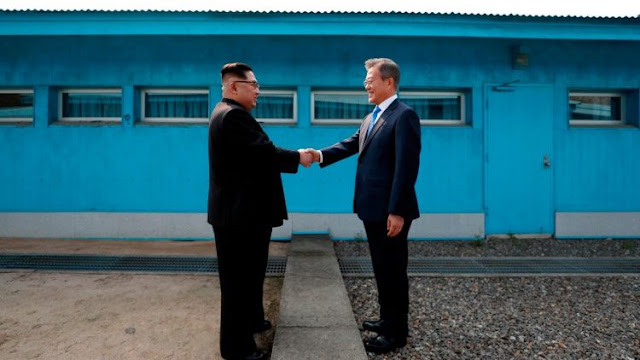 After 65 years, North and South Korea They End The War