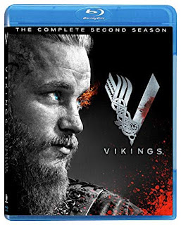 Vikingos – Temporada 2 [BD25]