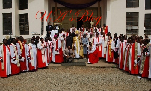 Anglican Church Expels 2 Priests For Practicing Homosexuality