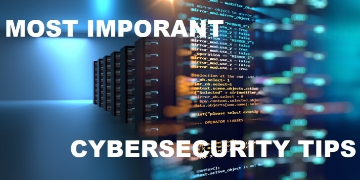 Top 7 Cybersecurity Tips for College Students To Protect from Hackers