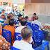 Sampaikan Visi dan Misi, 3 Cakades Hilihao Berkomitmen Bangun Desa