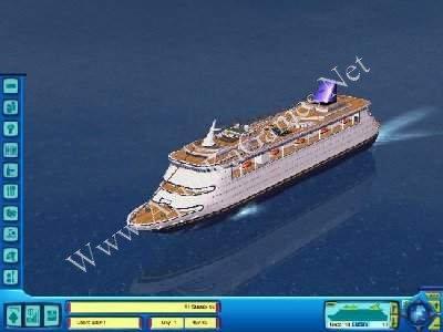 Cruise Ship Tycoon - PC Game Download Free Full Version