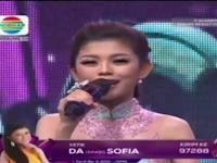 DA3 yang Tersenggol dan pulang 25 Februari 2016 adalah Sofia Pinrang