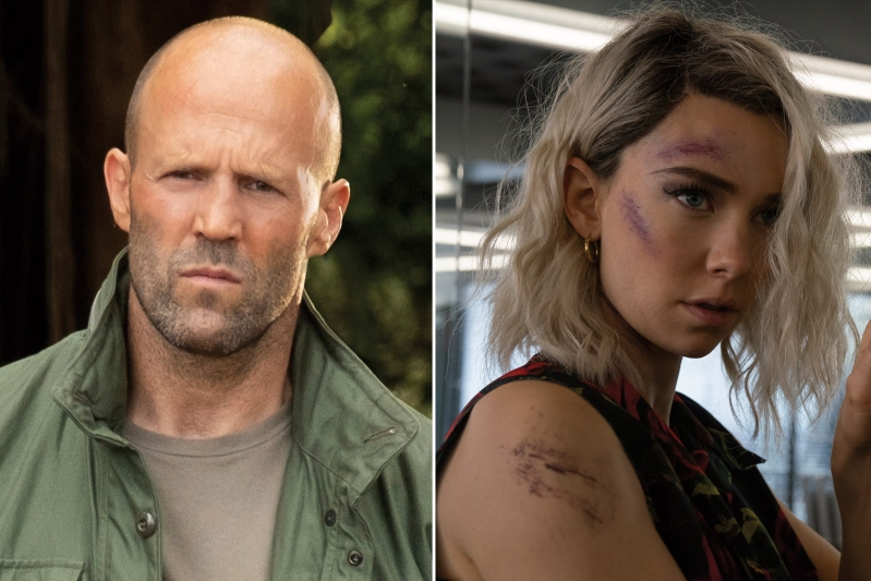 Vanessa Kirby and Jason Statham are the same age