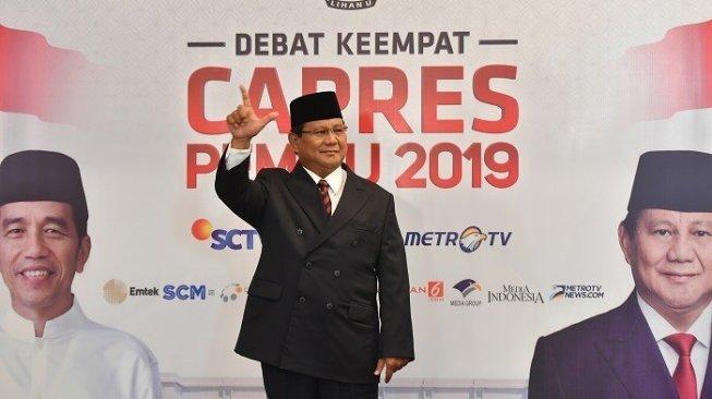 Dituding Tak Percaya TNI oleh Jokowi, Ini Jawaban Telak Prabowo