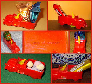 Bobbing Bunny; Cheerio; Comansi Novalinea; Dime Store Cars; Dime Store Toys; Dime Store Vehicles; Dimestore AFV; Dimestore Trucks; Easter Hare; Osten Haase; Peter Pan Playthings; Poplar Plastics; Poplar Products; PP; PPP; Small Scale World; smallscaleworld.blogspot.com; Thomas Toys; Thunderbirds; Tudor Rose;