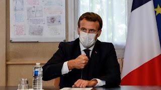 Macron Akhirnya Sadar Jika Prancis Telah Berhutang ke Islam, Terungkap Dalam Surat