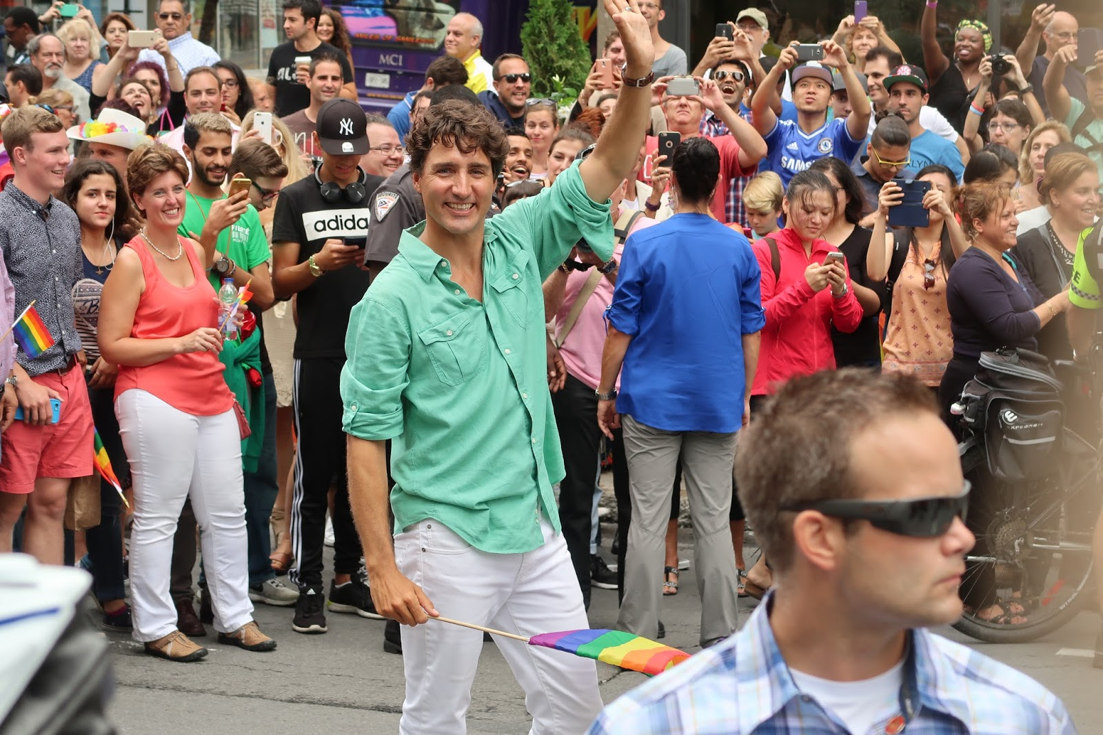 from Emmet of montreal gay parade