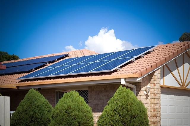 Điện mặt trời nối lưới(hòa lưới) cho gia đình và doanh nghiệp