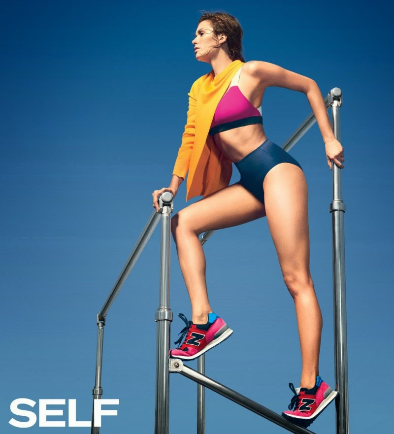 Nina Dobrev shows off curves for Self Magazine June 2015