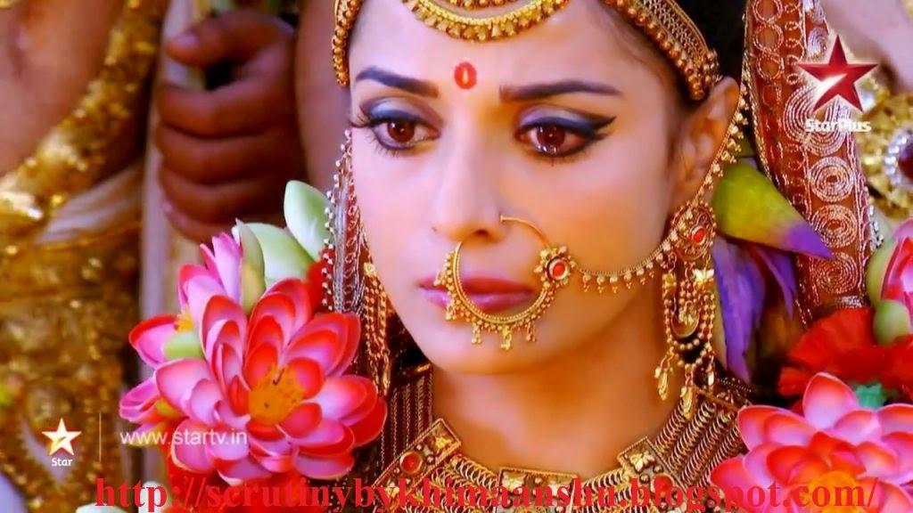 scrutiny pooja sharma draupadi of mahabharata picture