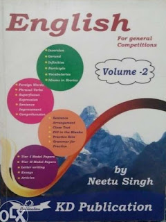 English Plinth To Paramount By Neetu Singh volume 2  PDF Download, SSC CGL   CPO   Banking   UPSC - IAS