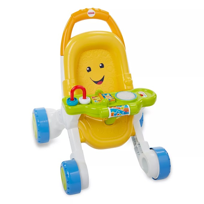 TARGET - Fisher-Price Stroll & Learn Walker only in  select stores