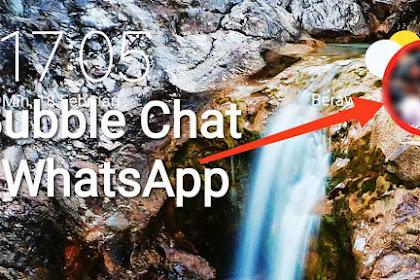 Cara Membuat Notifikasi Melayang di WhatsApp seperti Messenger