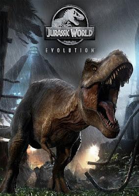 Capa do Jurassic World Evolution - Deluxe Edition